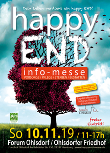 Happy End Bestattungs-Messe Hamburg Forum Ohlsdorf